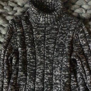 Point Zero Turtleneck Sweater